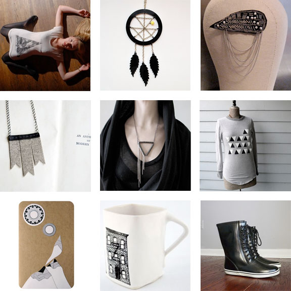 handmade art, craft and design from Etsy