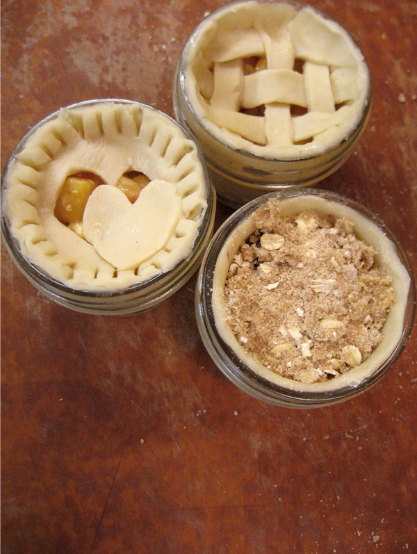 cup pies