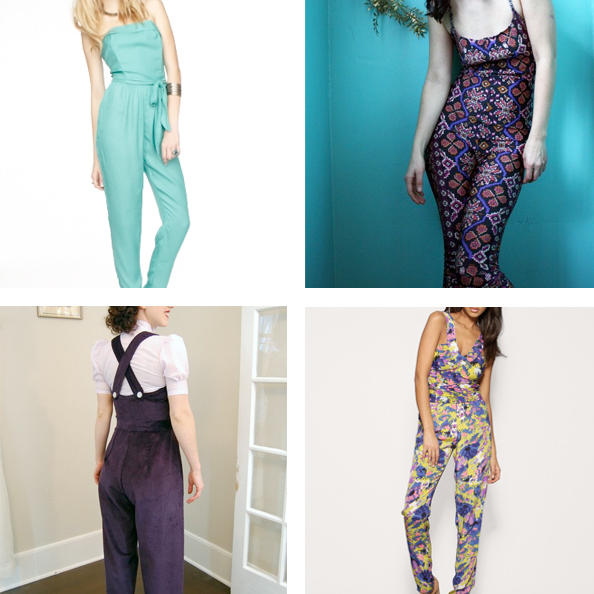 women's indie fashion jumpsuits