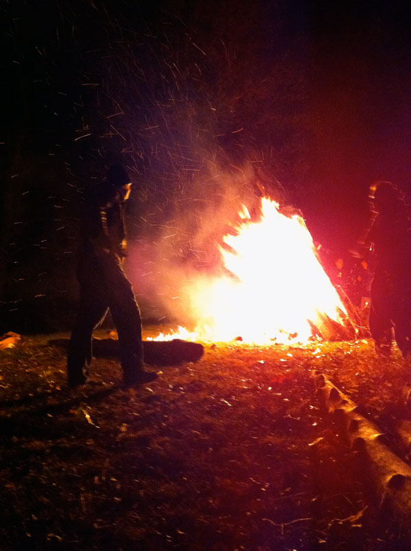 Around the Bonfire