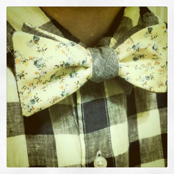 General Knot Bow Tie