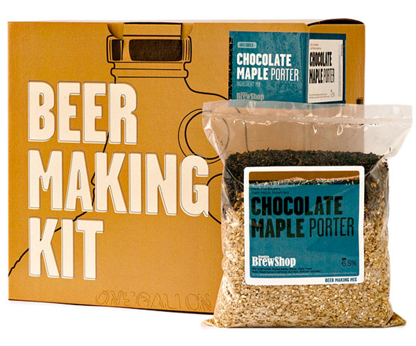 brooklyn brew company beer making kit