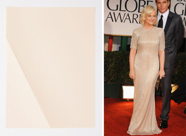 Amy Poehler at Golden Globes