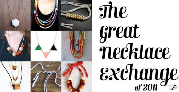 The Great Necklace Exchange of 2011