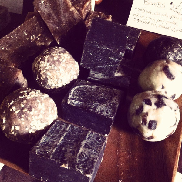 soap & bath bombs by Alewyfe Farm Soaps & Sundries
