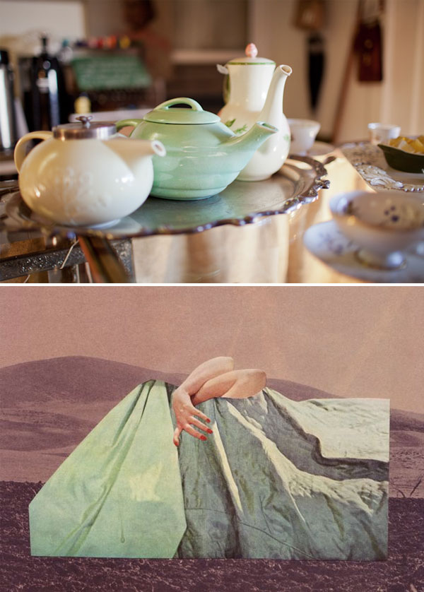 photography by Jennifer Young; collage by Beth Hoeckel