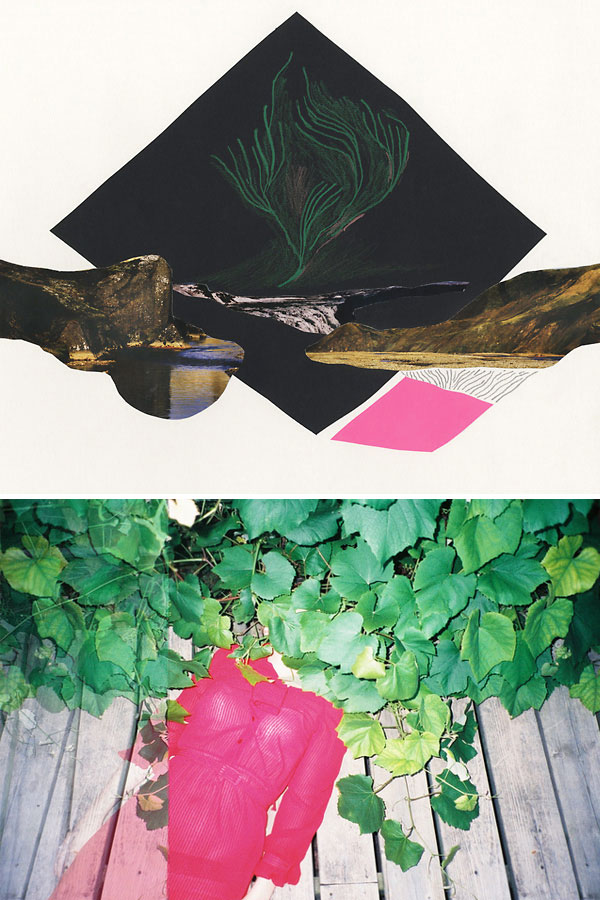 collage by Tom Edwards; photography by Melissa Brandt