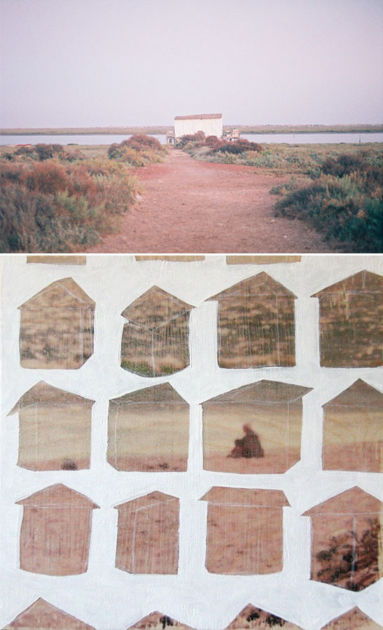 photograph by Joana Rosa Bragança; collage by Caitlin Parker
