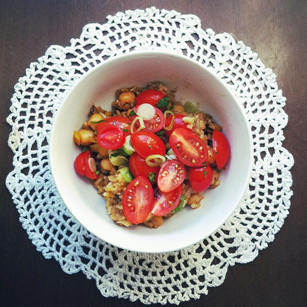 American's Test Kitchen Skillet Rice