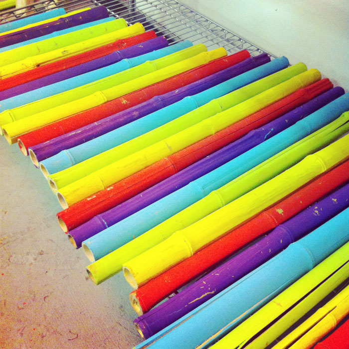 PGA (Please Generate Art): handmade xylophone