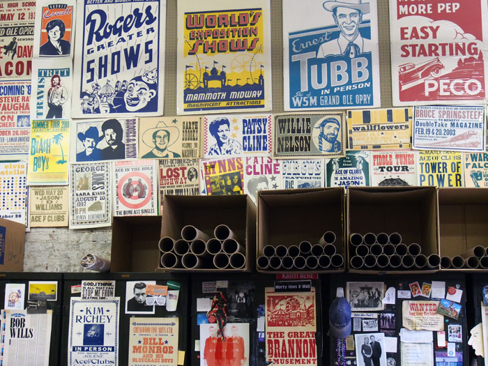 Nashville's Hatch Show Print Shop
