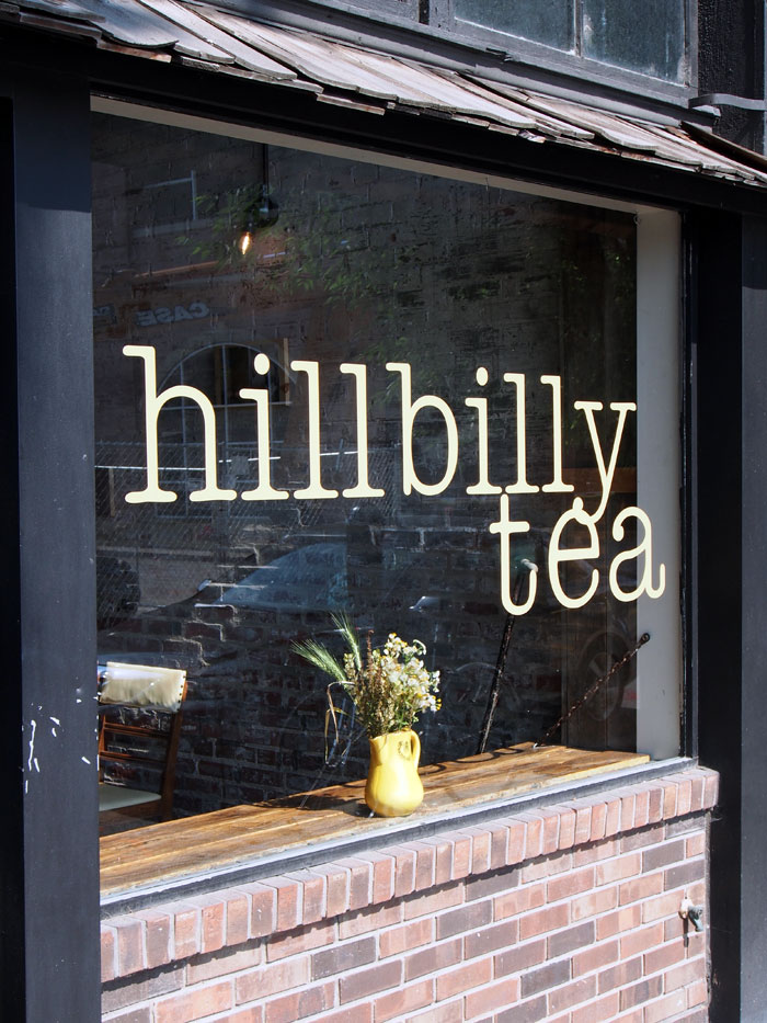 Hillbilly Tea in Louisville, Kentucky