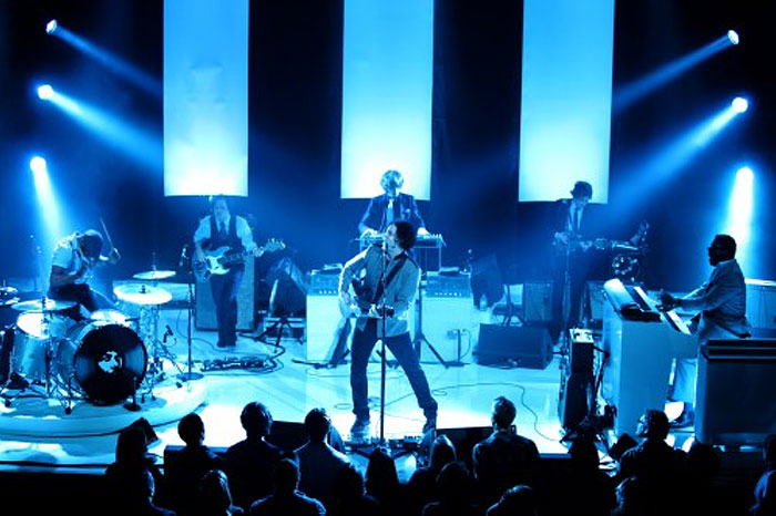 Jack White show at the Ryman Auditorium in Nashville, TN