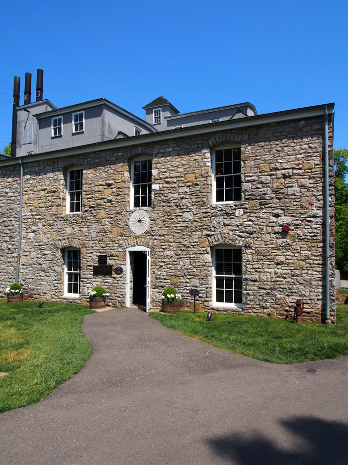 Woodford Reserve building