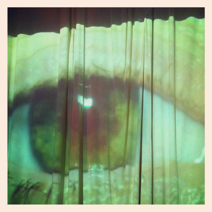 the big eye at PGA (Please Generate Art)