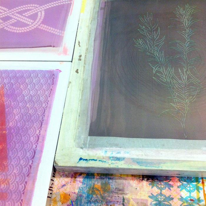 silk screens for screenprinting