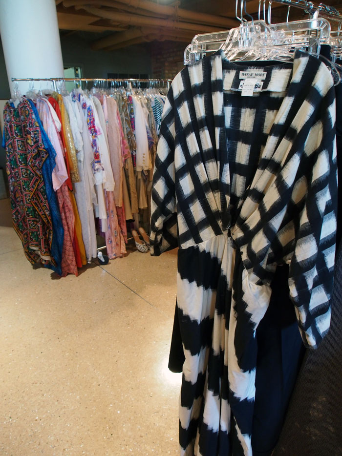 handmade clothing at Dose Market
