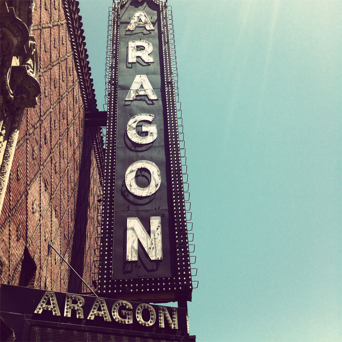 The Vintage Bazaar in Chicago's Aragon Ballroom