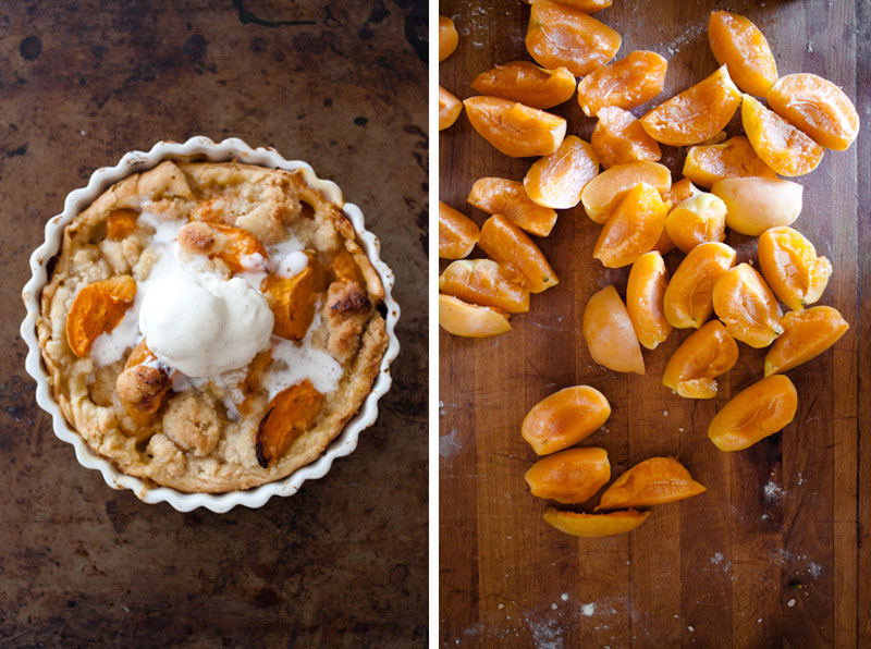Apricot Pie from Debbie Carlos