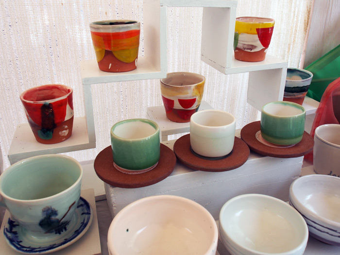 ceramic cups & bowls from Ship & Shape