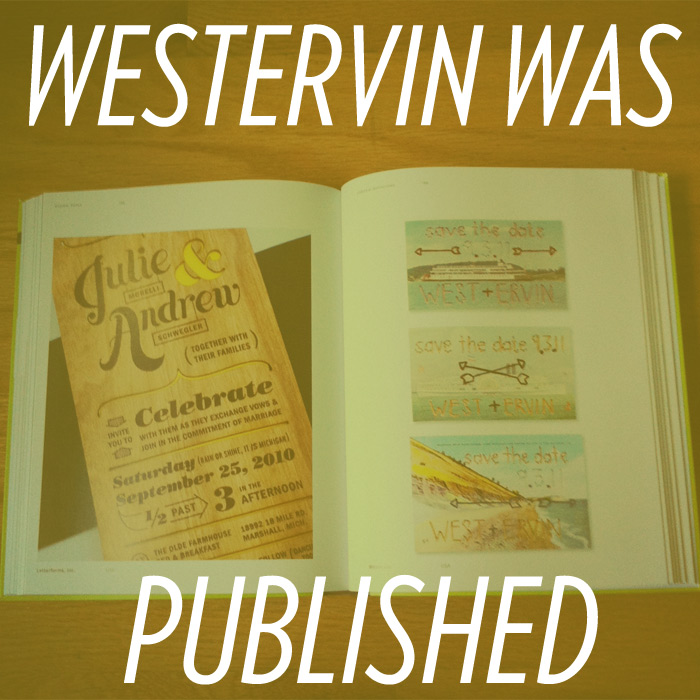 Westervin was Published in Design: Paper