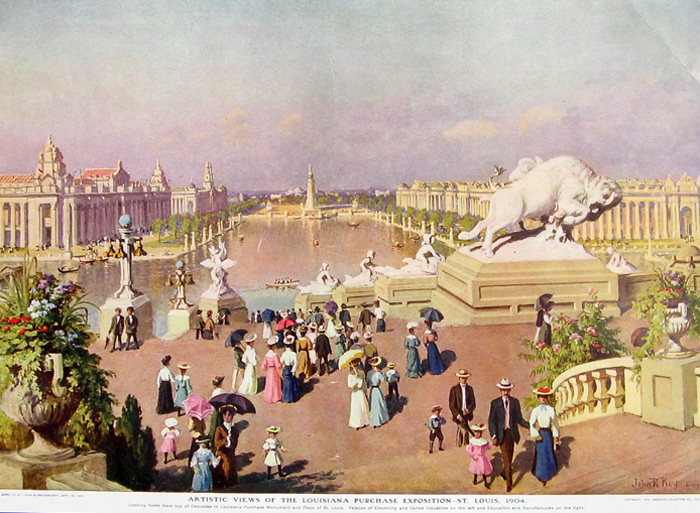 Louisiana Purchase Universal Exposition 1904