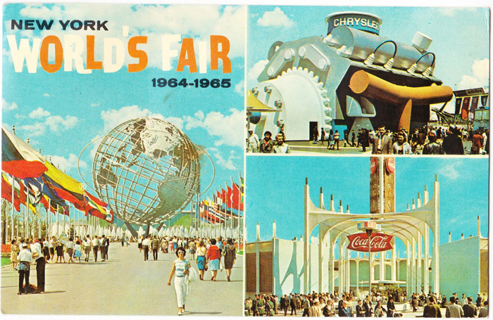 New York World's Fair 1964-1965