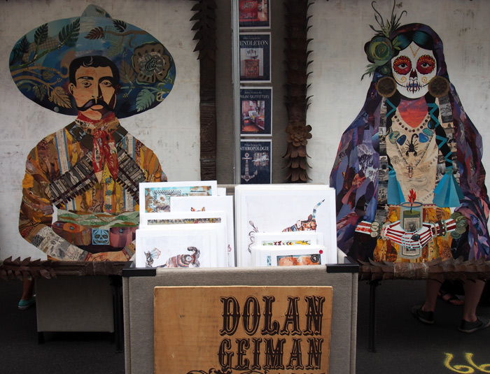 Renegade Craft Fair Chicago 2013: Dolan Geiman portraits