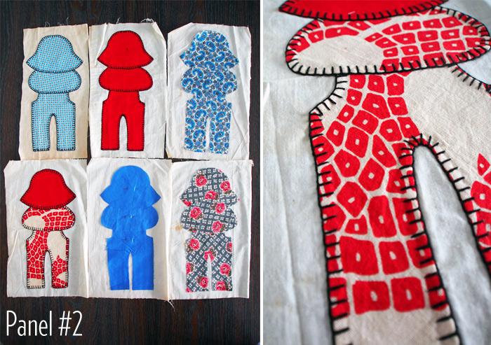 Westervin: Gramma's Quilt Panel #2