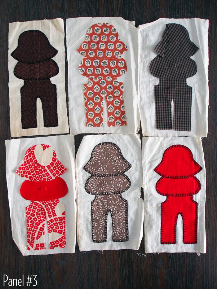Westervin: Gramma's Quilt Panel #3