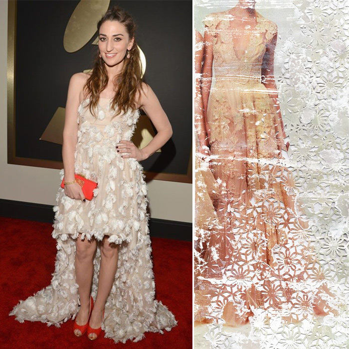 Who Are You Pairing? 2014 Grammy Awards: Sara Bareilles and Elise Wehle