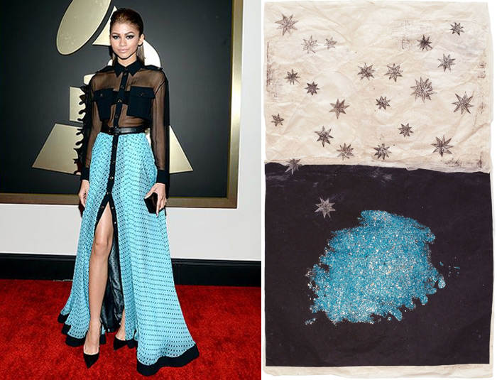 Who Are You Pairing? 2014 Grammy Awards: Zendaya Coleman and Kiki Smith