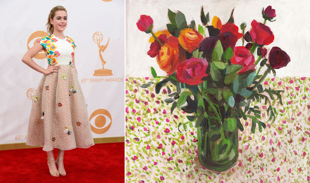 Who Are You Pairing? Kiernan Shipka paired with Tali Yalonetzki