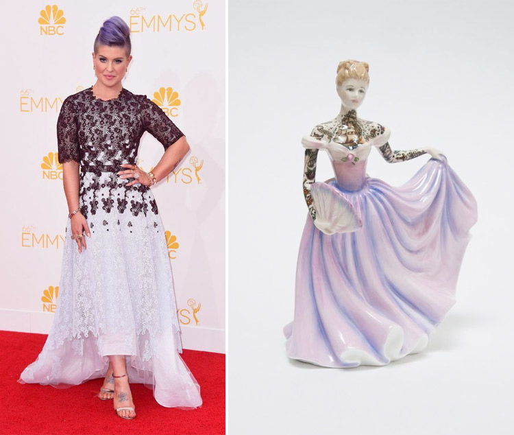 Who Are You Pairing? Kelly Osbourne and Jessica Harrison