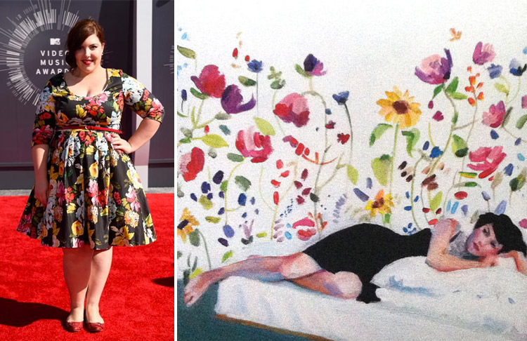 Who Are You Pairing? Mary Lambert and Tali Yalonetzki
