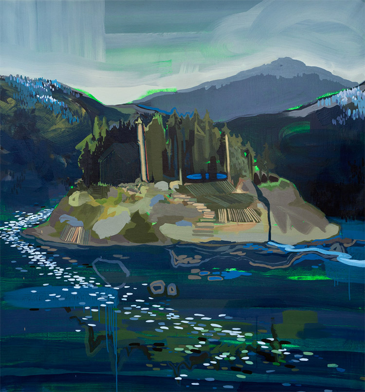 """Jug Island"" by Liz Toohey-Wiese"