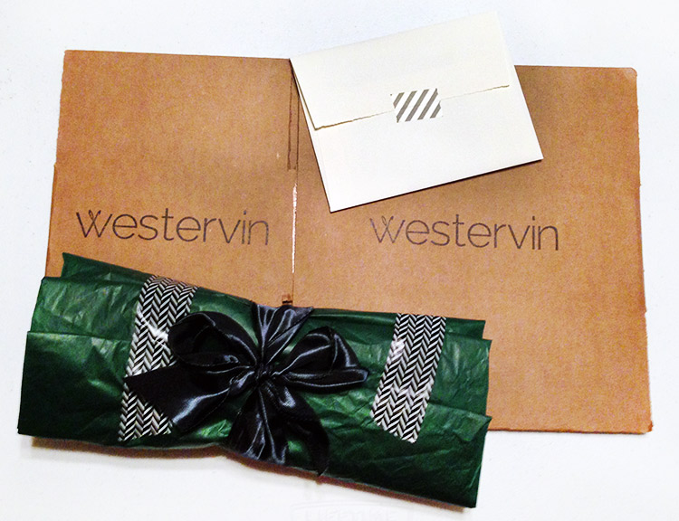 Westervin Packaging (From 10 Tips For Your First Wholesale Order)