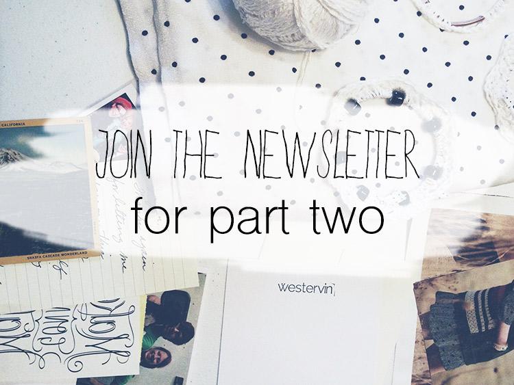 Westervin Newsletter
