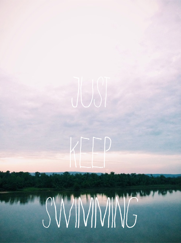 Just Keep Swimming  (Westervin)