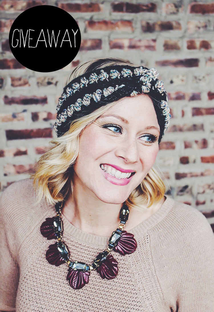 Westervin Giveaway: Win the Headband of Your Choice