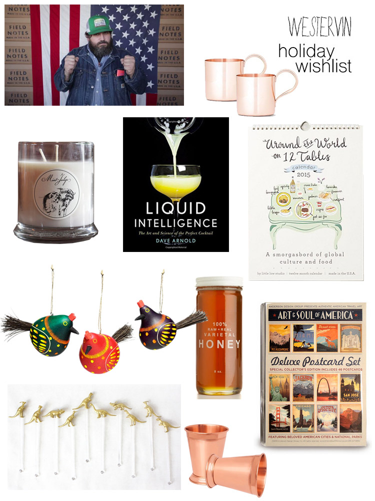 Westervin Wishlist: 30 Gift Ideas for the Classy Boozehound