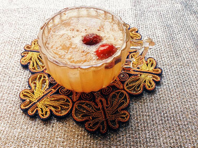 Bourbon Cran-Peary Sparkler - Westervin