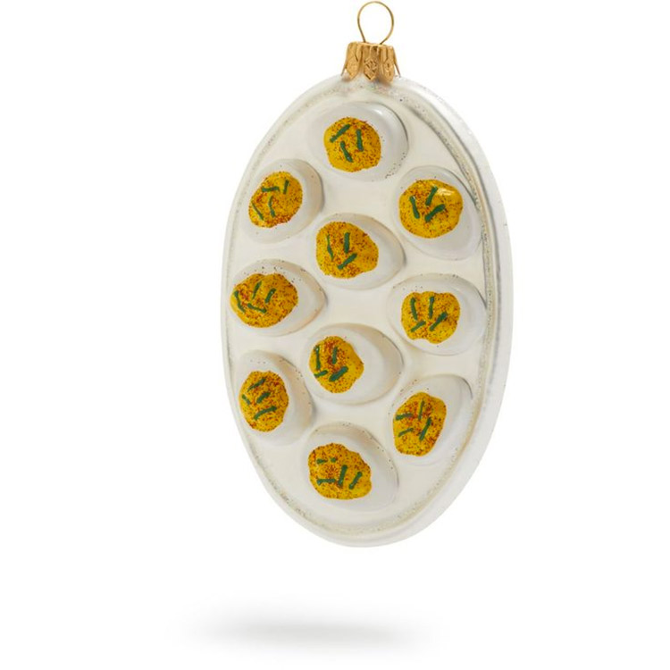 Deviled Eggs Ornament
