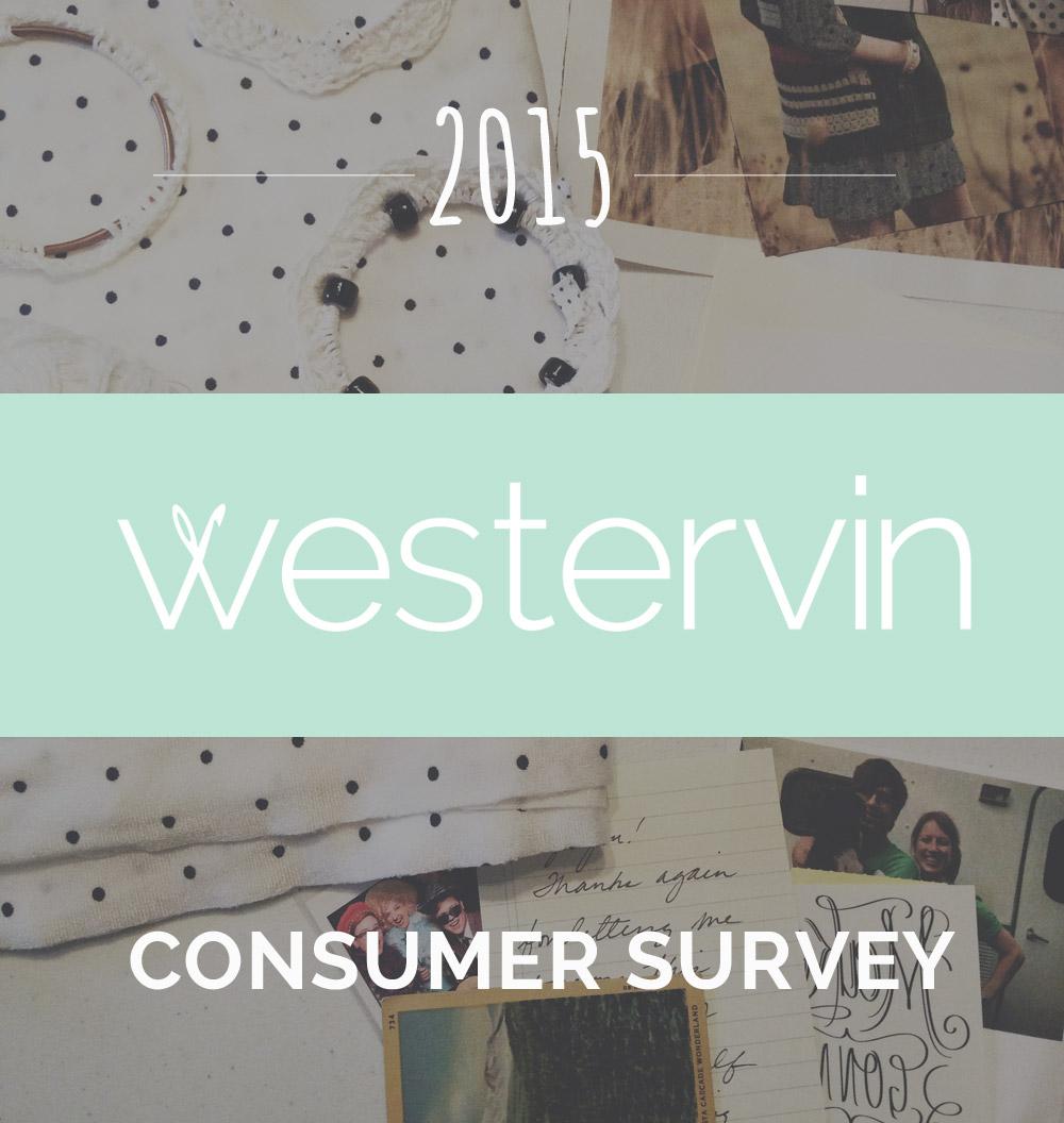 Westervin 2015 Consumer Survey
