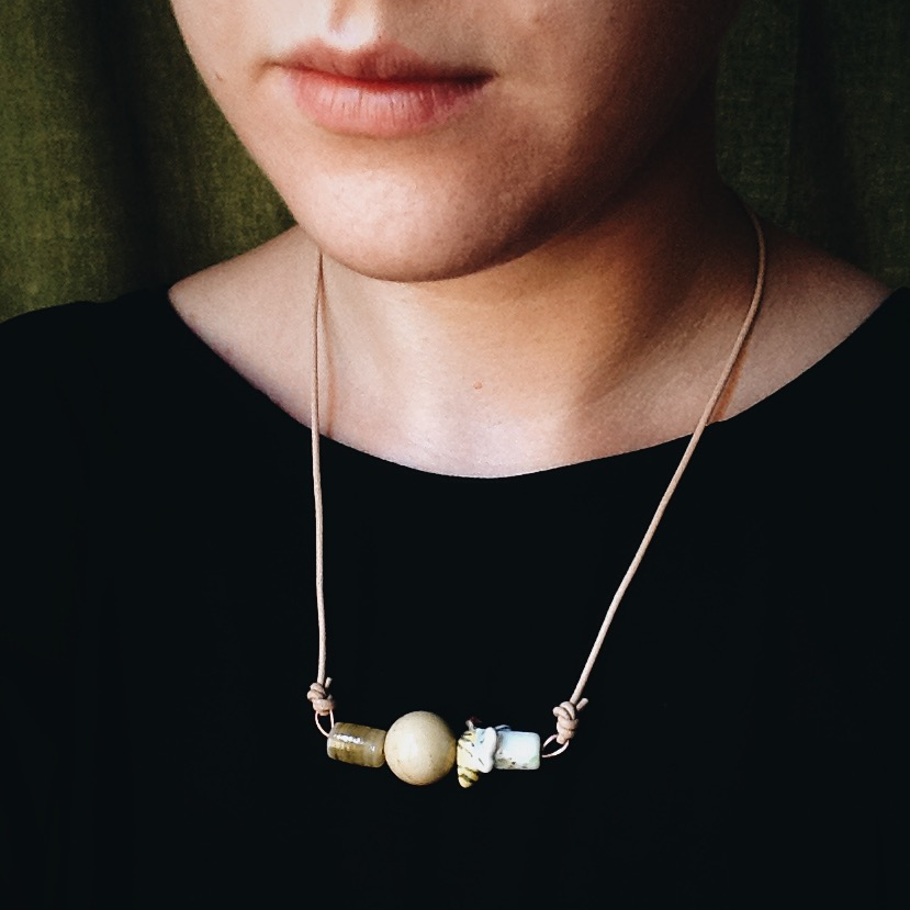 Honey Hills Necklace /// Westervin