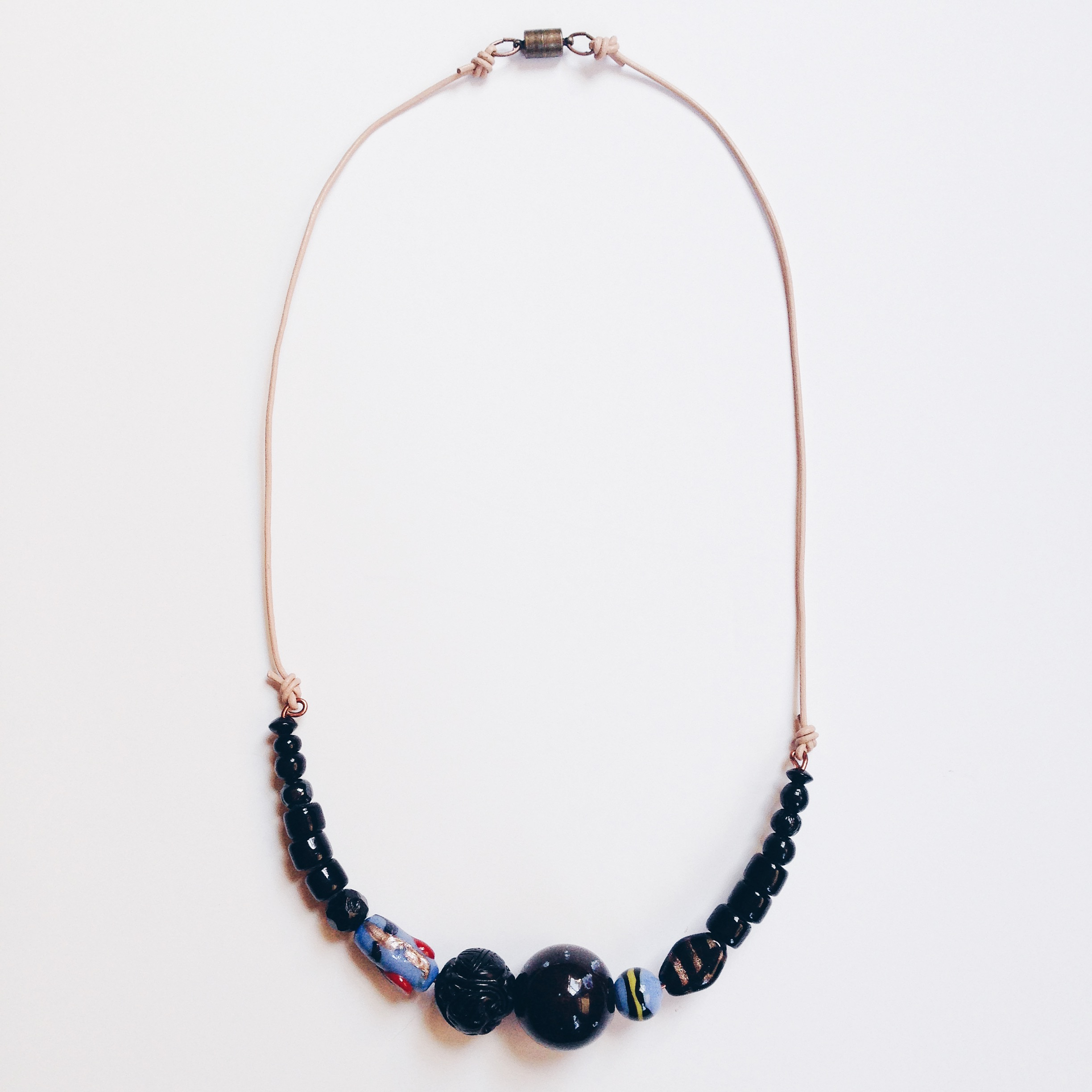 Petaluma Necklace /// Westervin